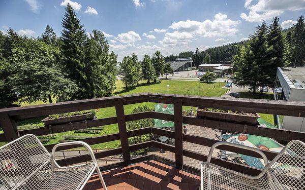Ski hotel Vysočina, Vysočina, vlastní doprava, snídaně v ceně2