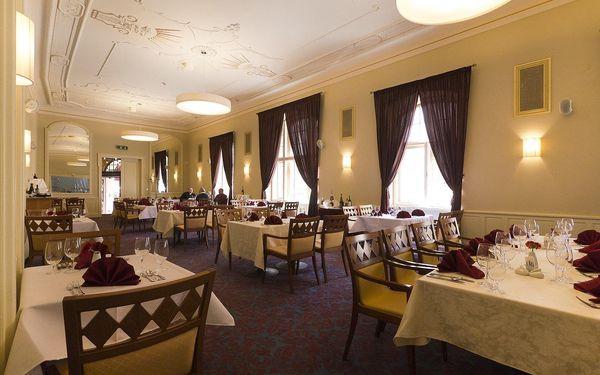 Grandhotel Ambassador Národní dům, Západní Čechy, vlastní doprava, snídaně v ceně3