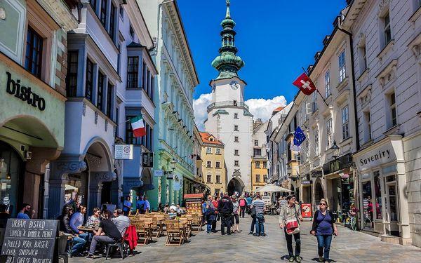 Nejkrásnější místa Slovenska, autobusem, polopenze4