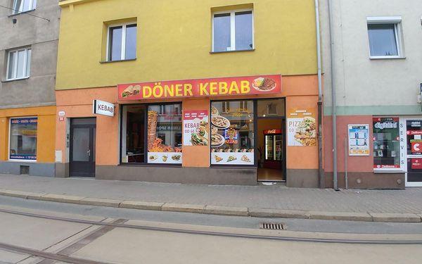 2x kebab v tortille a nápoj5