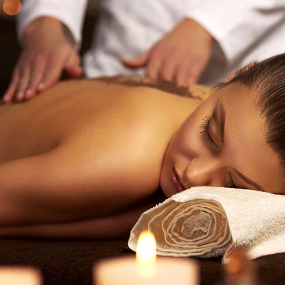 80 min. thajské relaxace: masáž a zábal