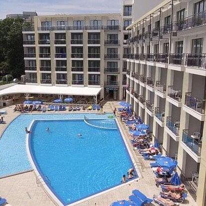 Bulharsko - Zlaté Písky na 8-15 dnů
