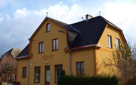 Lázeňské městečko Velké Losiny: Apartmány zLosin