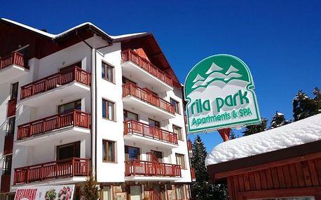 Lyžování v Bulharsku: TES Rila Park Apartments