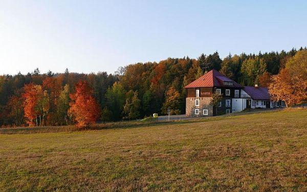 Orlické hory: Chata Kovárna