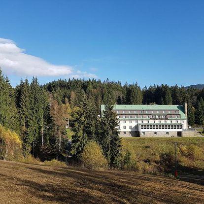 Železná Ruda, Plzeňský kraj: Chata Ořovský