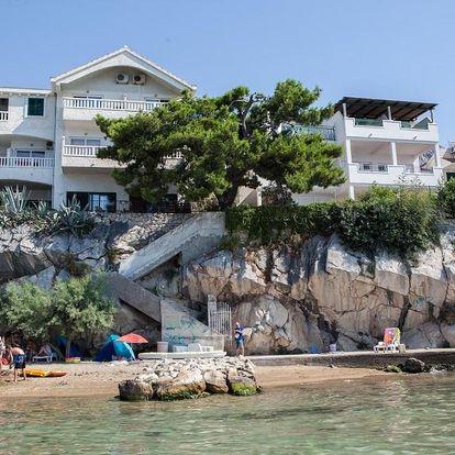 Chorvatsko, Omiš: Apartments Agava-Mirjana