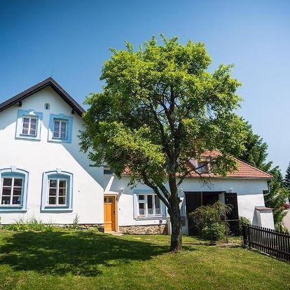 Vysočina: Bořetínský Statek