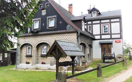Národní park České Švýcarsko: Chalupa Medium