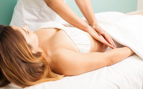 Manuální lymfatická masáž partie dle výběru