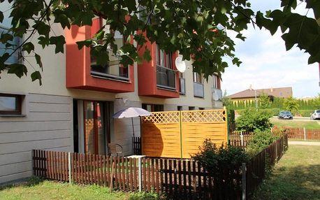 Beroun, Středočeský kraj: Apartmán se zahrádkou v krásné čtvrti Berouna