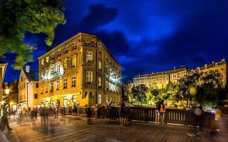 Jižní Čechy: Hotel Dvorak Cesky Krumlov