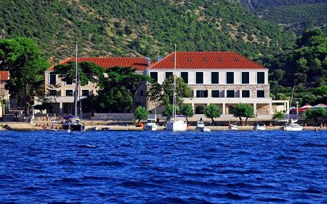 Chorvatsko, Brač: Hotel Lipa