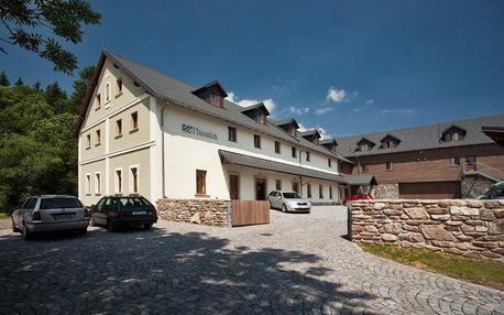 Rodinný Penzion Terezka na Dolní Moravě s bohatým vyžitím pro děti