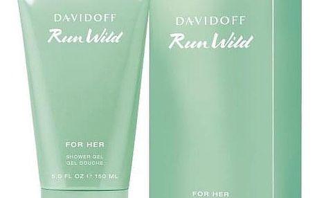 Davidoff Run Wild 150 ml sprchový gel pro ženy
