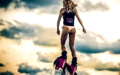Flyboarding - 10 minut