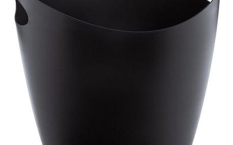 Koziol Úložný box Bottichelli černá, 28 l