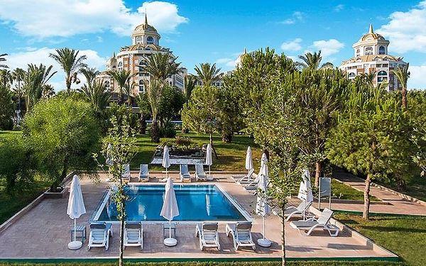 Hotel Delphin Be Grand, Turecká riviéra, letecky, ultra all inclusive2