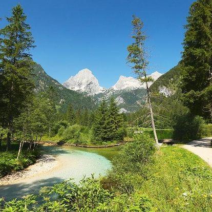 Pohoří Totes Gebirge, Štýrsko