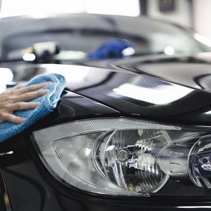 Bohatý výběr z programů na ruční mytí a čištění auta