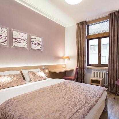 Praha a okolí: Hotel Carol