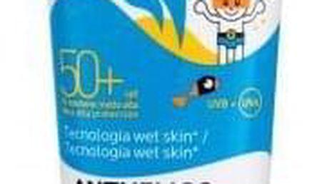 La Roche-Posay Anthelios Dermo-Pediatrics SPF50+ 250 ml ochranné gelové mléko pro citlivou pokožku dětí pro děti