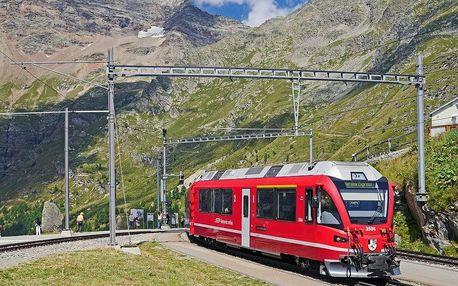 Krásy Švýcarska, Graubünden