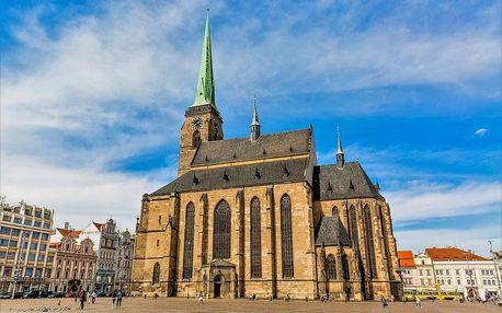 Plzeň s výlety, Západní Čechy