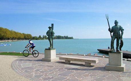 Balaton na kole, Balaton