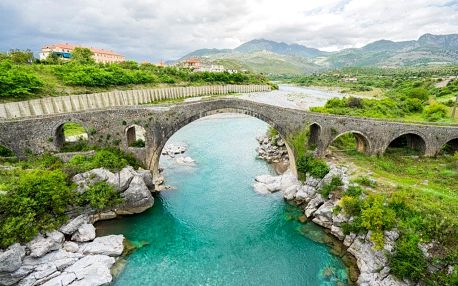 Balkánské perly, Černá Hora a Albánie