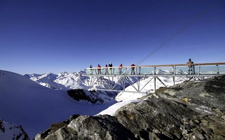 Za ledovým mužem do Ötztalu, Tyrolsko