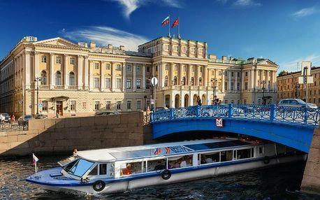 Okouzlující Sankt Petěrburg, Petrohrad