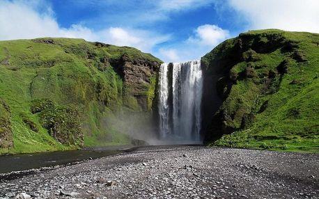 Perly jižního Islandu, Jižní Island
