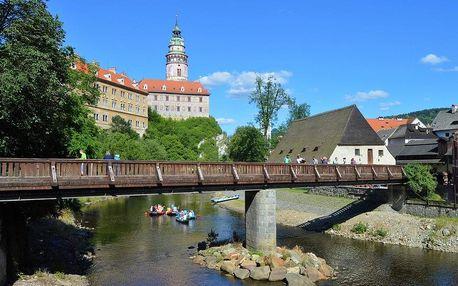Vltavská cyklistická stezka, Jižní Čechy