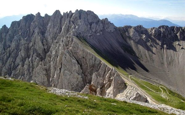 Karwendel - Horský přechod, Tyrolsko, autobusem, bez stravy2