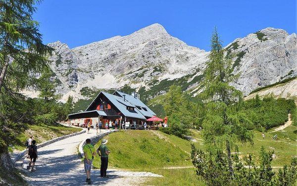 Julské Alpy - turistika kolem Triglavu, Julské Alpy, autobusem, polopenze2