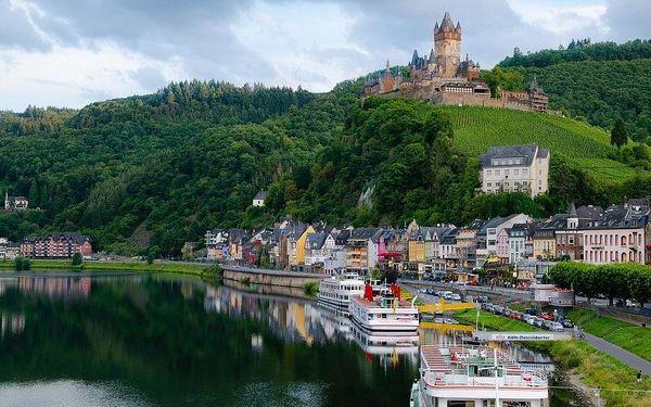 Památky a příroda Lucemburska, Lucemburk, autobusem, snídaně v ceně2