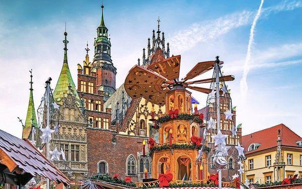 Advent ve Wroclawi, Dolní Slezsko