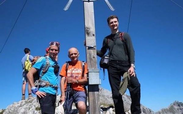 Svět křišťálových vodopádů (lanovky v ceně), Tyrolsko, autobusem, bez stravy2