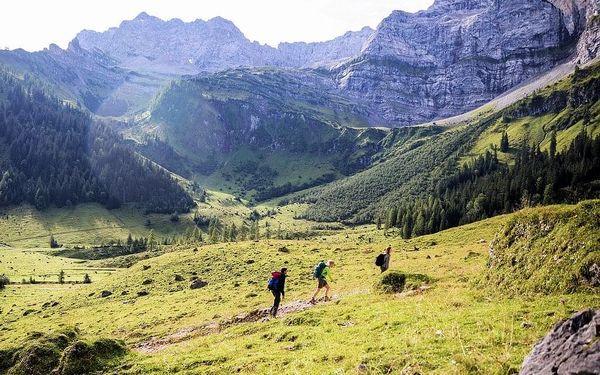 Karwendel - Horský přechod, Tyrolsko, autobusem, bez stravy3