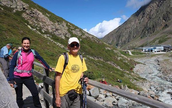 Svět křišťálových vodopádů (lanovky v ceně), Tyrolsko, autobusem, bez stravy3