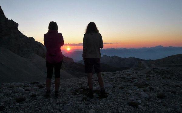 Julské Alpy - turistika kolem Triglavu, Julské Alpy, autobusem, polopenze3