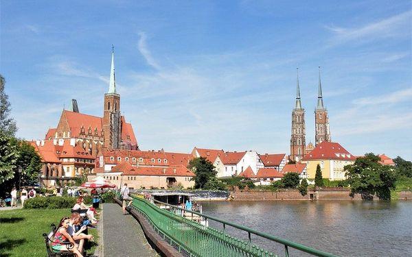 Wroclaw a polské Slezsko, Dolní Slezsko, autobusem, bez stravy5