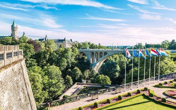 Památky a příroda Lucemburska, Lucemburk