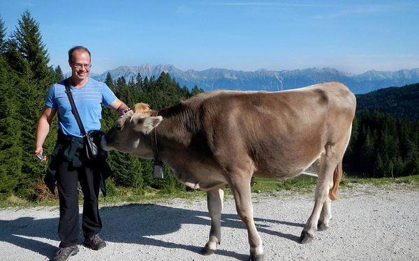Svět křišťálových vodopádů (lanovky v ceně), Tyrolsko, autobusem, bez stravy4