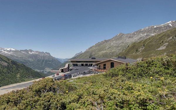 Za ledovým mužem do Ötztalu, Tyrolsko, autobusem, snídaně v ceně2