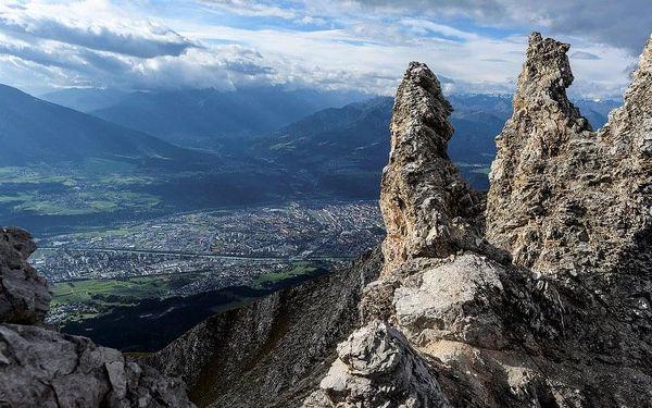 Karwendel - Horský přechod, Tyrolsko, autobusem, bez stravy4
