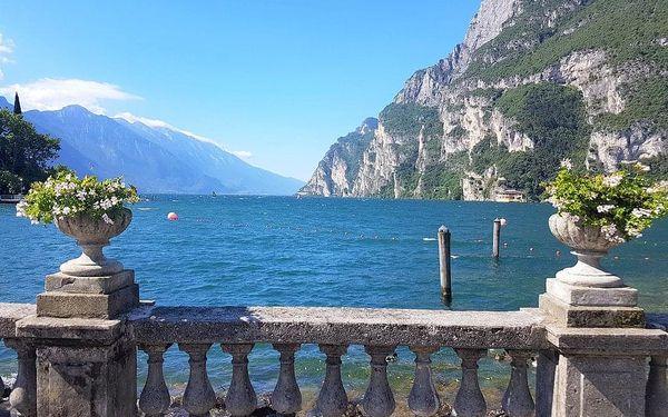 Okolí jezera Lago di Garda, Lago di Garda, autobusem, snídaně v ceně4