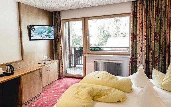 Za ledovým mužem do Ötztalu, Tyrolsko, autobusem, snídaně v ceně3