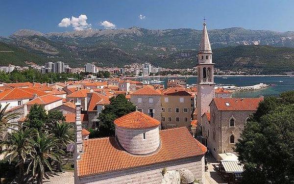 Balkánské perly, Černá Hora a Albánie, autobusem, bez stravy3